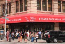 foto:Facebook Strand Book Store